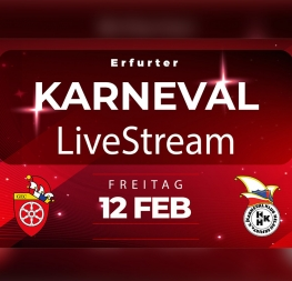Karneval Digital – LIVESTREAM
